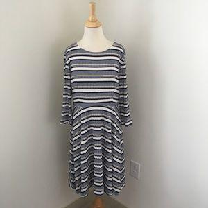 ModCloth Knitty Pretty Dress, Size XL